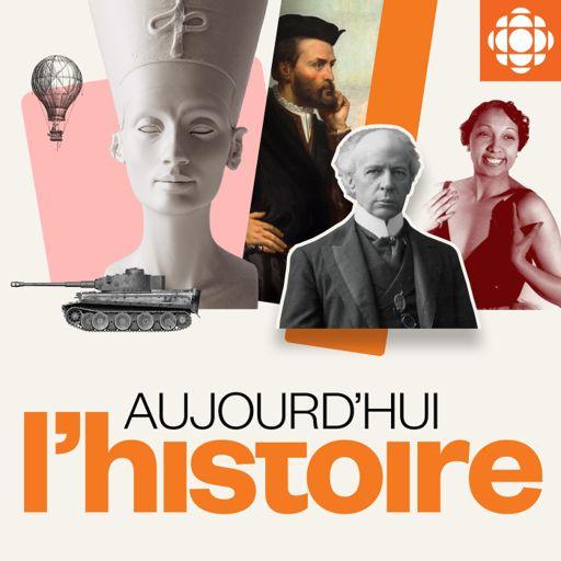 Cover art for podcast Aujourd'hui l'histoire