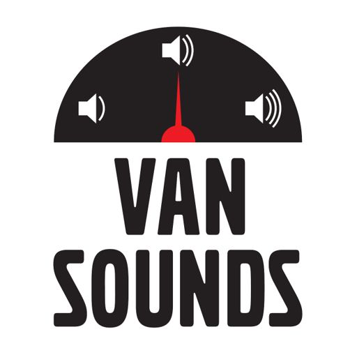 Cover art for podcast Van Sounds