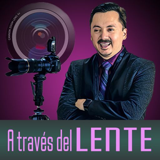 Cover art for podcast A través del lente
