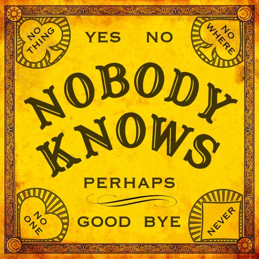 Cover art for podcast Nobody Knows
