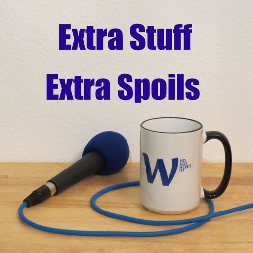 Cover art for podcast Extra Stuff Extra Spoils