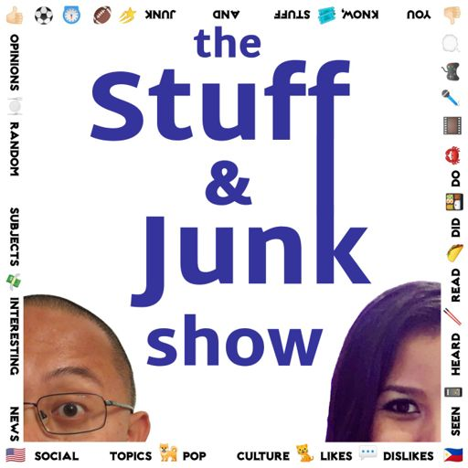 Cover art for podcast the Stuff & Junk show