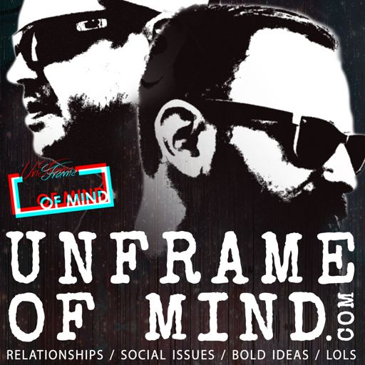 Cover art for podcast Unframe of Mind