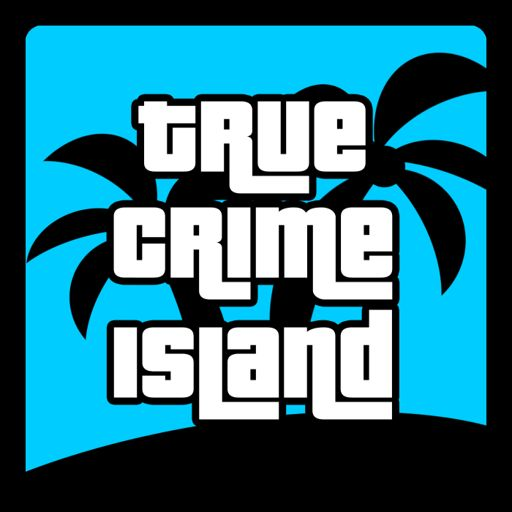 Cover art for podcast True Crime Island