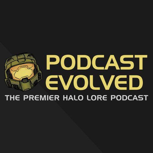 Cover art for podcast Halo Podcast Evolved