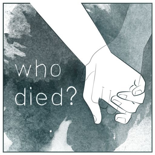 Cover art for podcast who died?