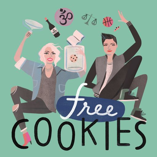 Cover art for podcast Free Cookies