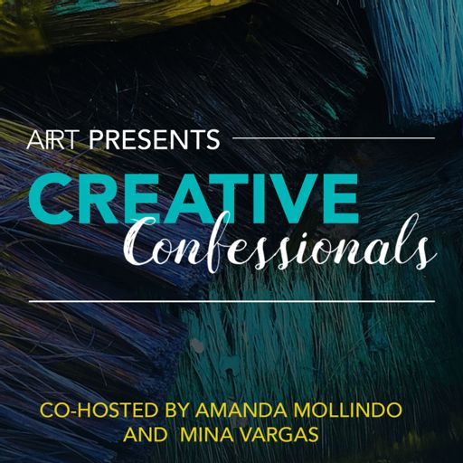 Cover art for podcast Creative Confessionals
