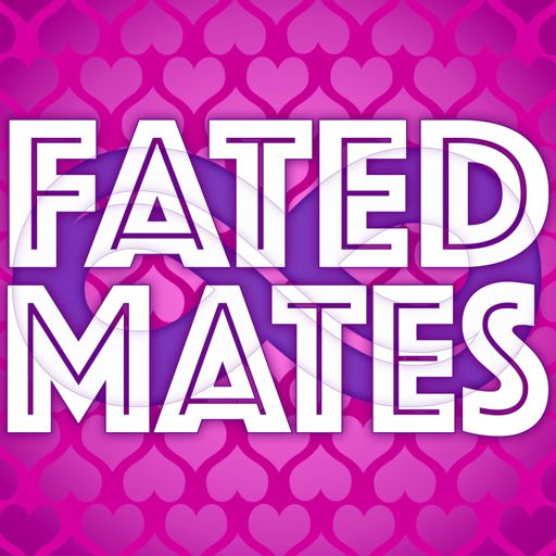 Cover art for podcast Fated Mates - A Romance Novel Podcast