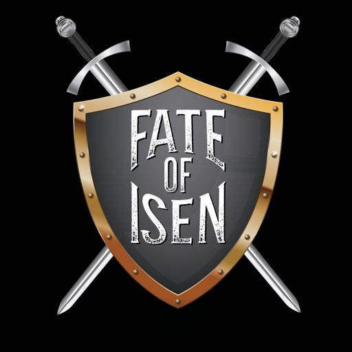 Cover art for podcast Fate of Isen: A Kiwi D&D Podcast