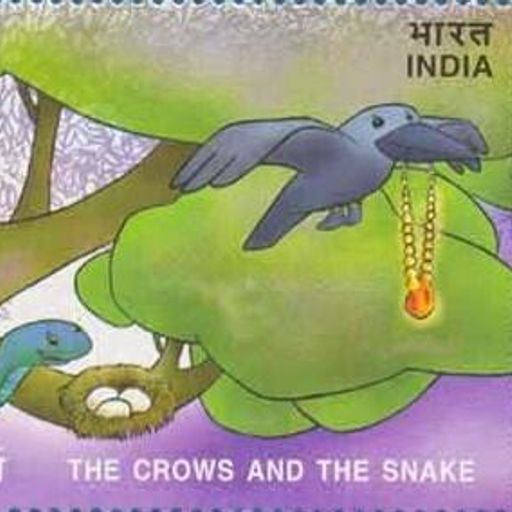 The Cobra and The Crows Panchatantra Story from Baalgatha: Classic
