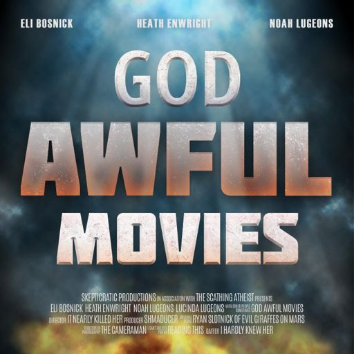Cover art for podcast God Awful Movies