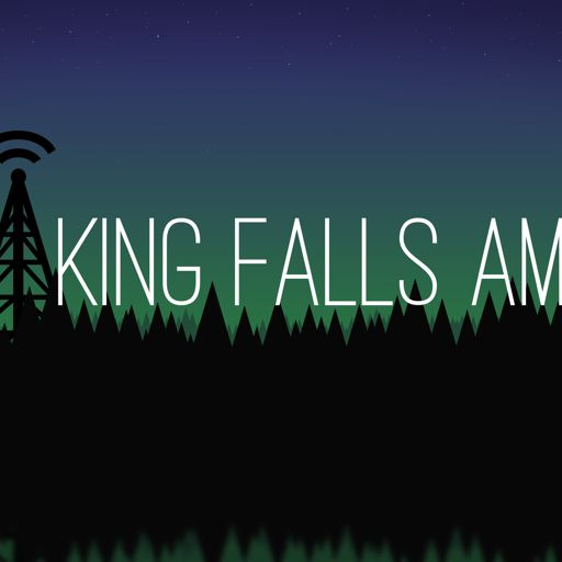Cover art for podcast King Falls AM