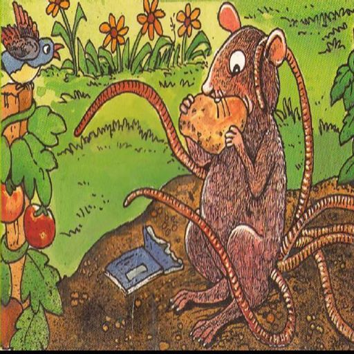 The Mouse With Seven Tails From Baalgatha Classic Stories For