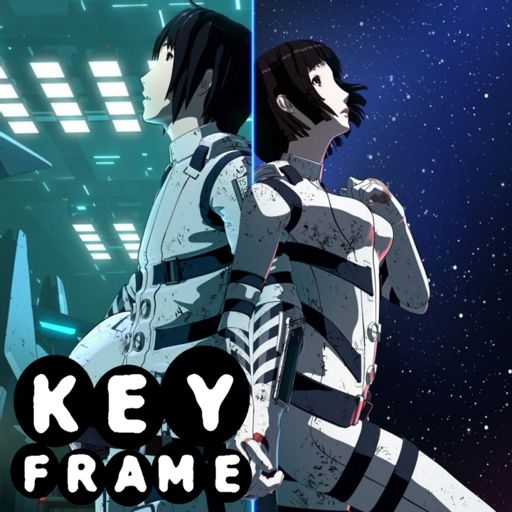 KeyFrame #23 – Of Space Knights and Pirates from KeyFrame   An Anime