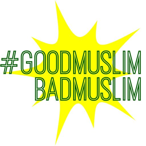 Cover art for podcast #GoodMuslimBadMuslim