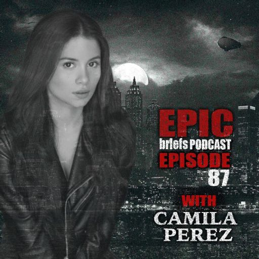 Episode 101 - Emily Vere Nicoll! from Epic Briefs Podcast on