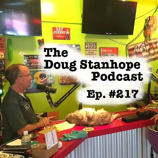 Ep  #217: Back in the FunHouse and Chad has Stories from The Doug