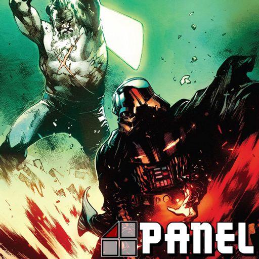 4-Panel | Because Comics on RadioPublic