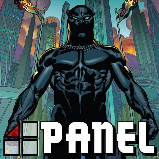 127: 4-Panel 127 - Black Panther // The Defenders // Luke