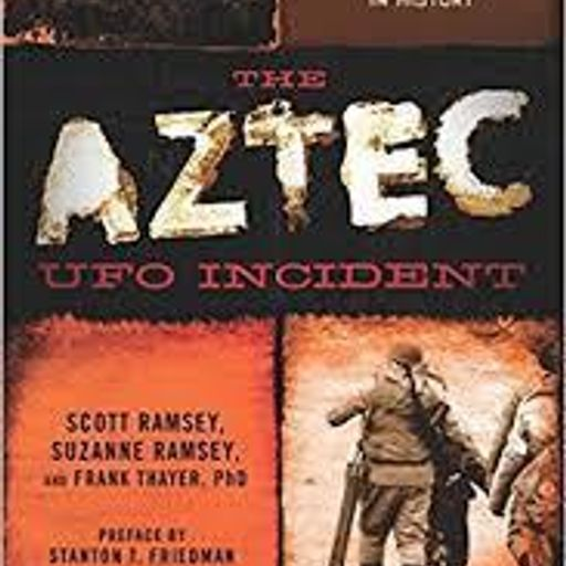 83: The Aztec UFO Incident from Hillbilly Horror Stories on RadioPublic