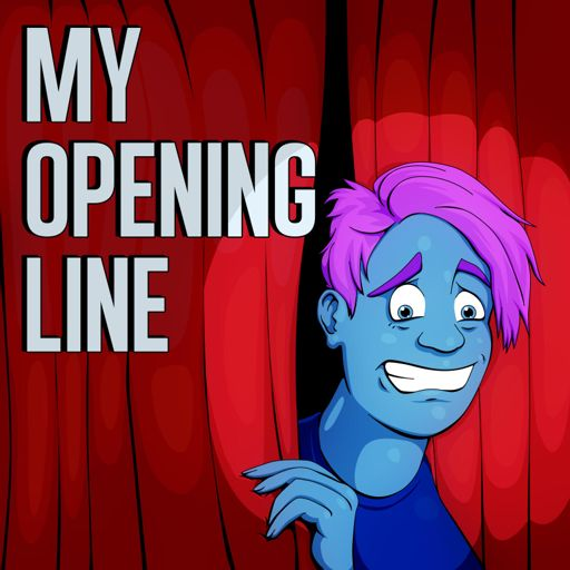 Cover art for podcast My Opening Line