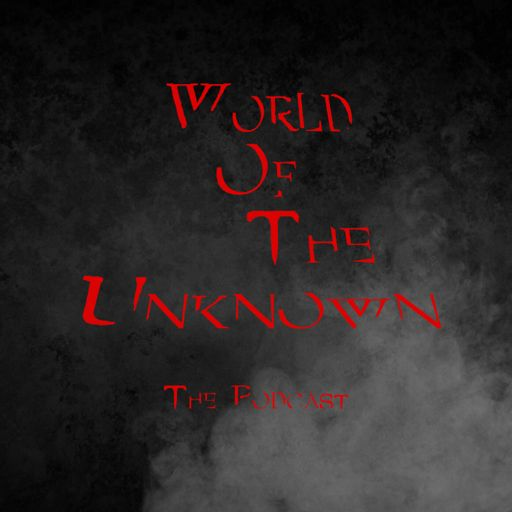Cover art for podcast World Of The Unknown