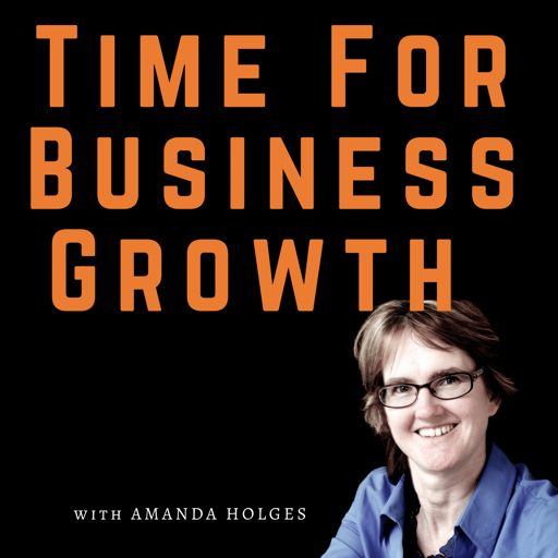 Cover art for podcast Time for Business Growth
