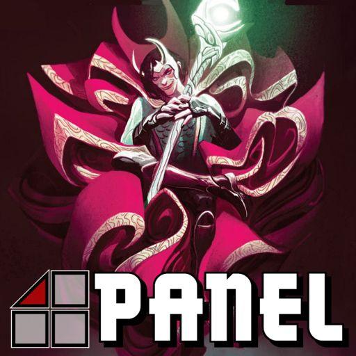 148: 4-Panel 148 - Doctor Strange // To The Abandoned Sacred