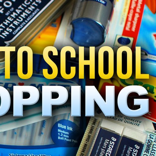 Back to school shopping from Kevin Hilley on RadioPublic