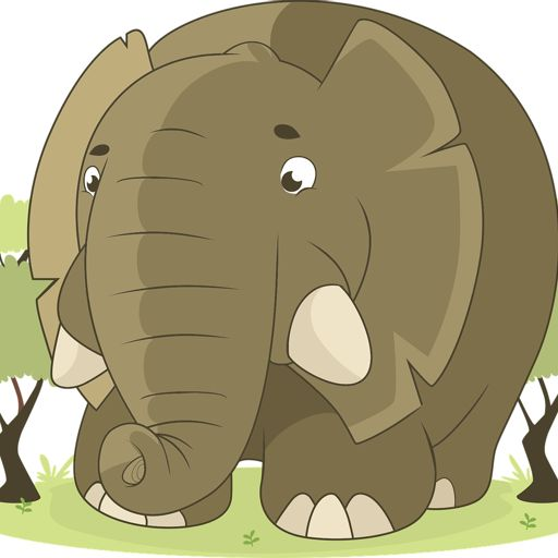 The Well Trained Elephant - Story from Jataka Tales from Baalgatha