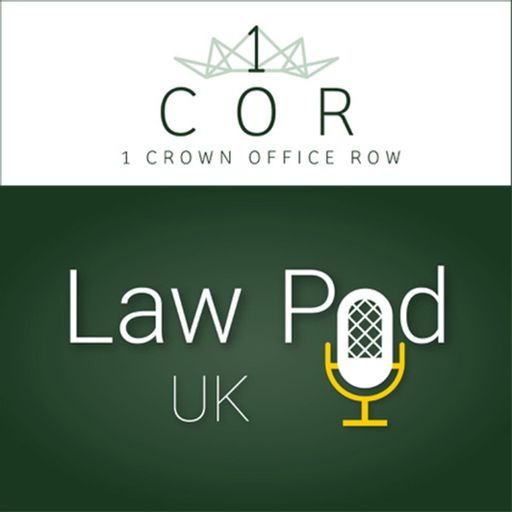 Cover art for podcast Law Pod UK
