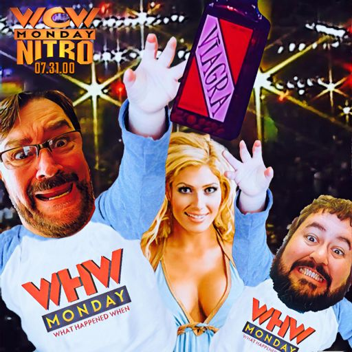 89: Episode 89: WCW Monday Nitro 07-31-2000 from What