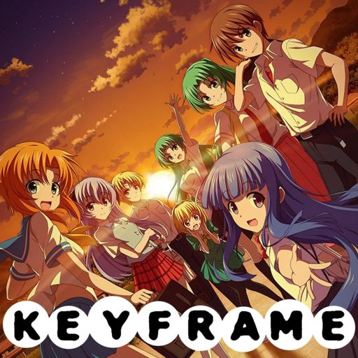 Keyframe 129 - Higurashi (Season 1) // Yu-Gi-Oh!: Pyramid of