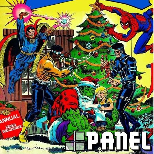 4-Panel's Christmas Annual 2018 - Discoveries from 4-Panel