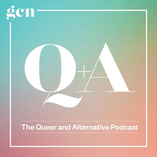 Cover art for podcast Q + A