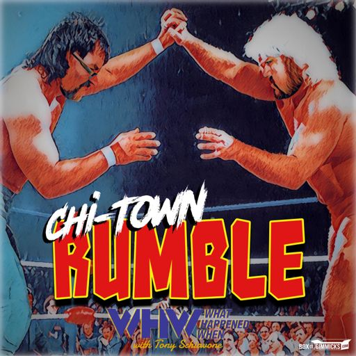 109: WCW Chi-Town Rumble 1989 from What Happened When on