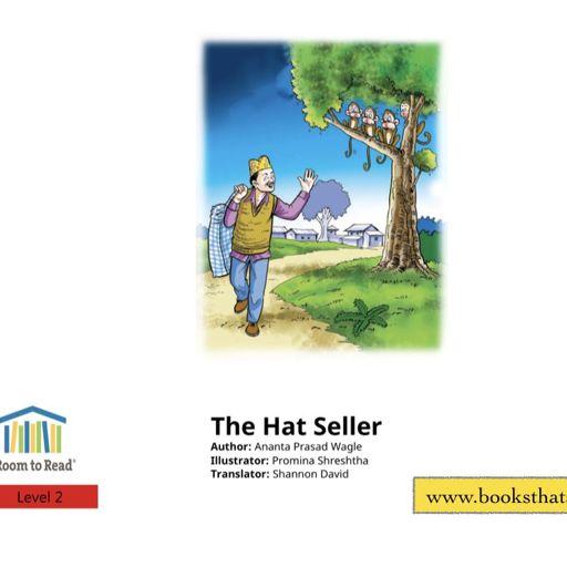 English Stories for kids - The Hat Seller - Pratham Books