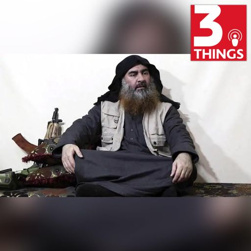 326: ISIS, Yetis, Rahul Gandhi's citizenship from 3 Things on