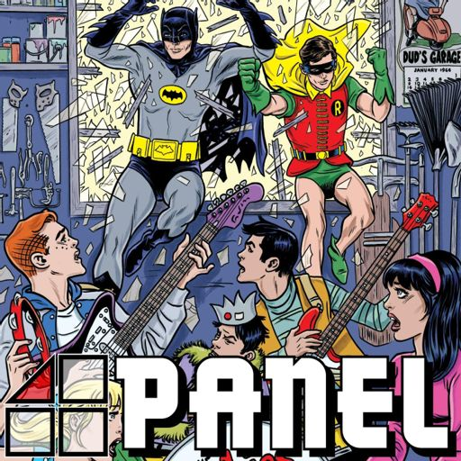 4-Panel 114 - Thor & Hulk // Cosplayers // Doctor Strange & The