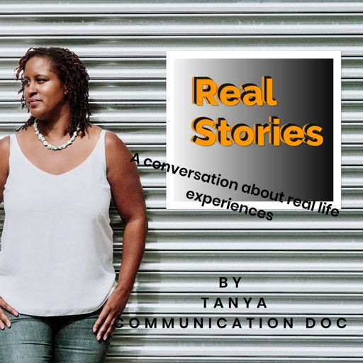 Cover art for podcast Real stories