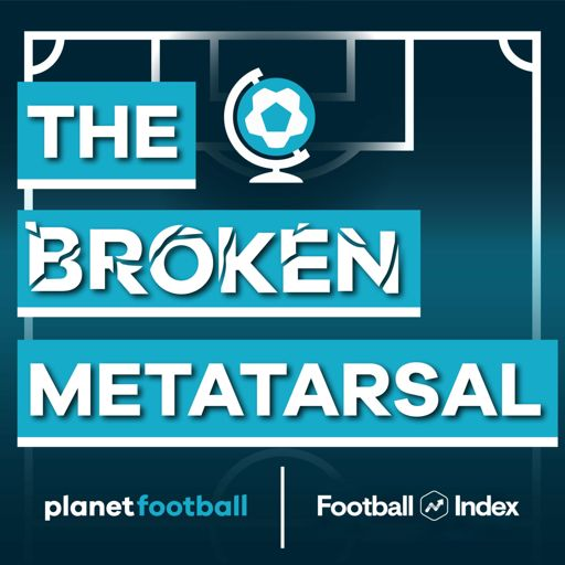 Cover art for podcast The Broken Metatarsal