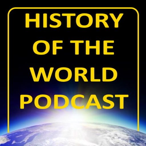 Cover art for podcast History of the World podcast