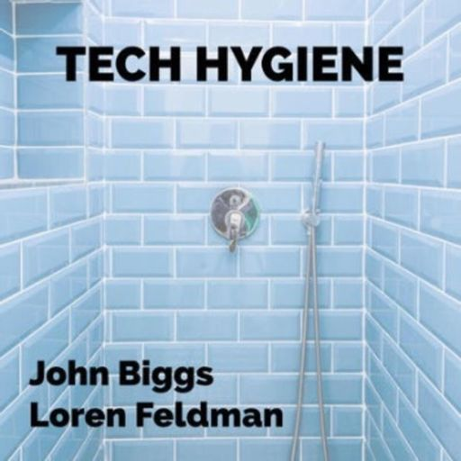 Cover art for podcast Tech Hygiene