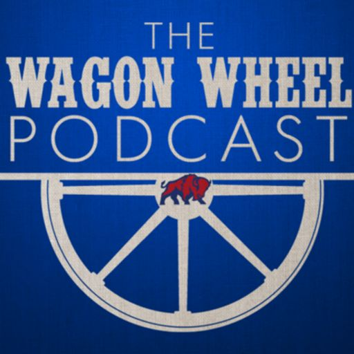 Cover art for podcast The Wagon Wheel Podcast