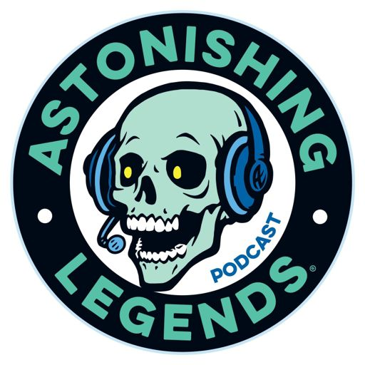 Cover art for podcast Astonishing Legends