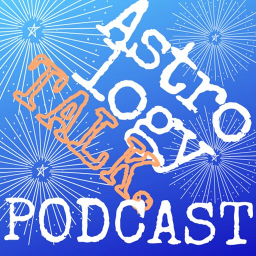 Cover art for podcast Astrology Talk Podcast