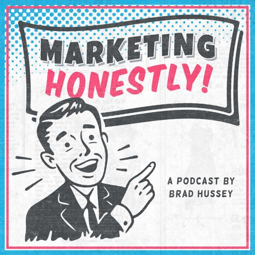 Cover art for podcast Marketing Honestly Show