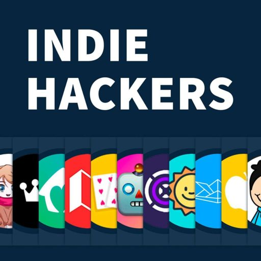Cover art for podcast Indie Hackers