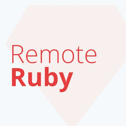 Cover art for podcast Remote Ruby